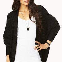 Fresh Cable Knit Cardigan