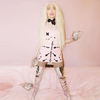 THE DISORDER DOLL DRESS