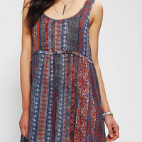 Ecote Maya Babydoll Dress