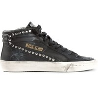 Golden Goose Deluxe Brand 'Slide' hi-top studded sneakers