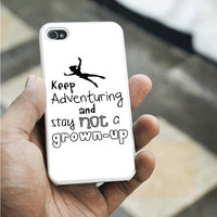 Really adorable Peter Pan quote iPhone 5C case,iPhone 5S case,iphone 5 case,iphone 4 case,iphone 4S  case,Samsung s3 case,samsung s4 case