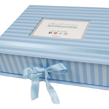 Baby Keepsake Box (3 colors available)