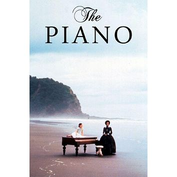 "The Piano Poster Mini Poster 11""X17"""
