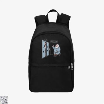 Hodor!!! Hold On The Elevator, Game of Thrones Backpack