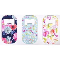 Floral Bottle Openers