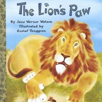 The Lion's Paw (Little Golden Books)