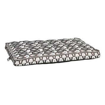 Micro Jacquard Luxury Dog Crate Mattress Pad — Venus