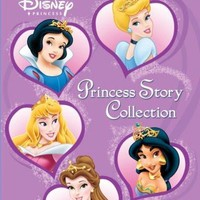 Princess Story Collection (Step into Reading)