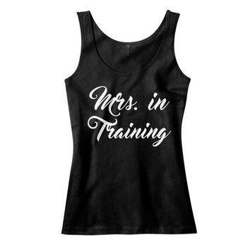 DCCK Mrs. In Training Tank Top