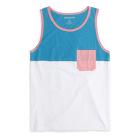 Topper Tank Top Shell Pink
