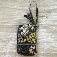 Vera Bradley Carry It All Wristlet in Baroque
