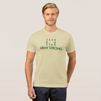Army strong tshirt