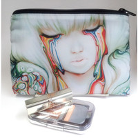 JapanLA - Dream Melt Cosmetic Pouch