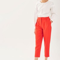Crepe Clean Peg Trousers | Topshop