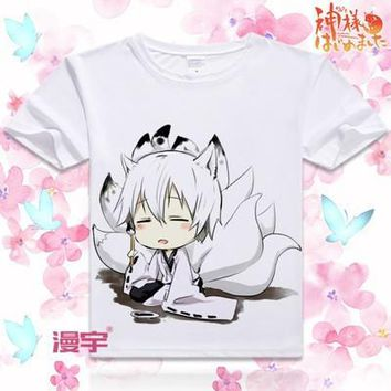 Kamisama Kiss Short Sleeve Anime T-Shirt V11