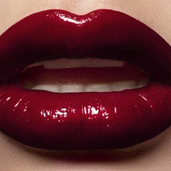 *SP Lip Bomb Glossy Lacquer Stain Ravashing Red 3.1g - Mirenesse