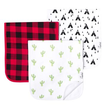 Premium Burp Cloths - Phoenix