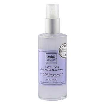 Lavender Sheet & Clothing Spray, Cleaning Products
