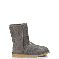 UGG® Classic Short Leopard | Free Shipping at UGGAustralia.com