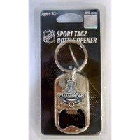 Boston Bruins 2011 Stanley Cup Champions Dog Tag Bottle Opener: Collectibles