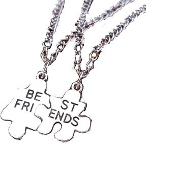 Female Friendship Necklace For Women