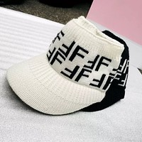 Fendi Fashion Top Hat