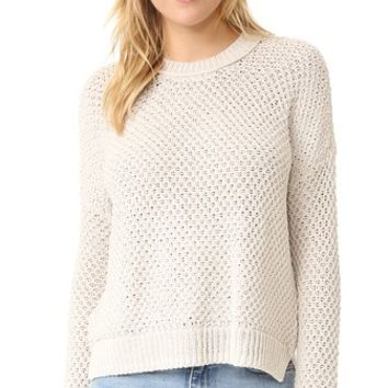 Pop Seed Stitch Thea Pullover