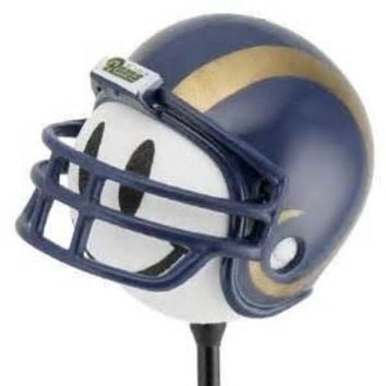 St Louis Rams antenna topper