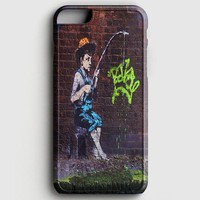 Bansky iPhone 8 Case