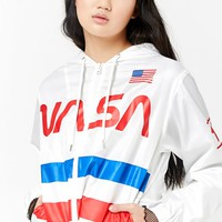 NASA Graphic Windbreaker