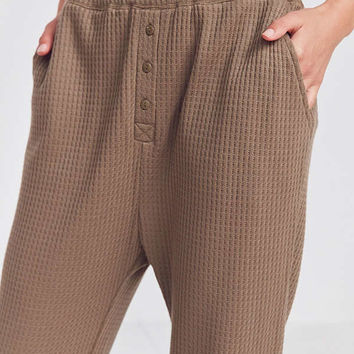 Out From Under Harper Thermal Jogger Pant | Urban Outfitters