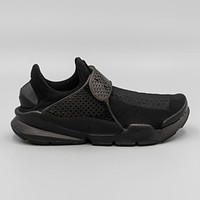 spbest NIKE - Men - Sock Dart - Black/Volt