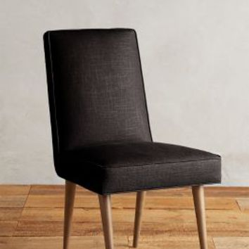 Linen Zolna Chair by Anthropologie