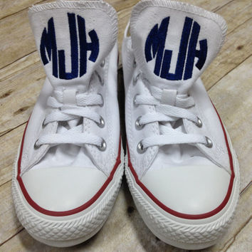 Shop Monogrammed Converse on Wanelo 29d0c0f7d
