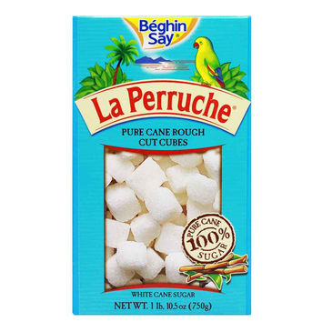 Large Pure Cane Sugar Cube by La Perruche 1.6 lbs