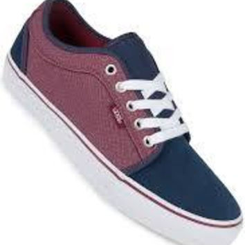 Vans Chukka Low(Oxford)Navy/Port