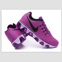 NIKE Women Men Running Sport Casual Shoes Sneakers Purple