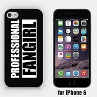 for iPhone 6/6S - Professional Fangirl - Fangirl - Black - Ship from Vietnam - US Registered Brand