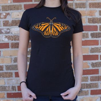 Monarch Butterfly T-Shirt (Ladies)