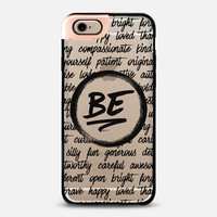 Be... iPhone 6 case by Noonday Design   Casetify