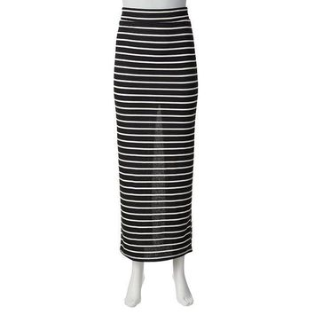 DCCKX8J Joe Benbasset Juniors' Striped Maxi Skirt Size