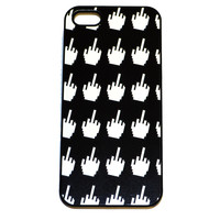 Middle Finger Cursor Iphone Case - Middle Finger Cursor iPhone Case-