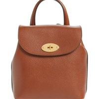 Mulberry Mini Bayswater Calfskin Leather Convertible Backpack   Nordstrom