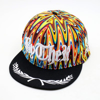Bohemian Womens Baseball Cap Hat