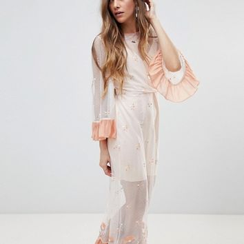 Stevie May Delilah Midi Dress at asos.com