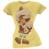 Strawberry Shortcake - With Custard Juniors T-Shirt