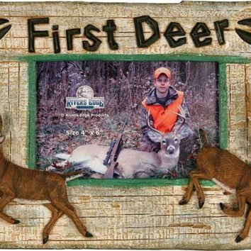 Hunting Frames - First Deer Picture Frame