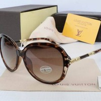 LV Casual Popular Summer Sun Shades Eyeglasses Glasses Sunglasses