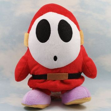 Super Mario party nes switch 24cm Large  Bros Plush Toys Shy Guy Soft Stuffed Keychain Plush Doll Baby Toy Retail AT_80_8