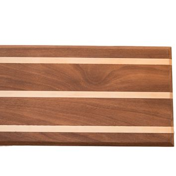 Serving Board Mahogany and Maple Large